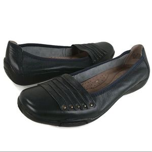 Array Navy Blue Loafers